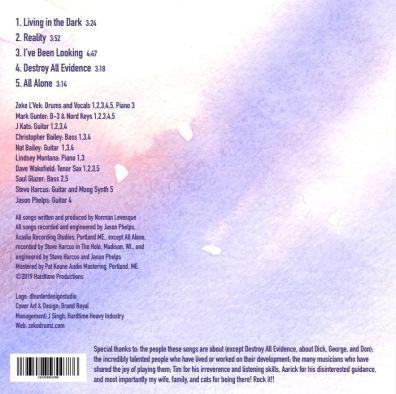 Album back